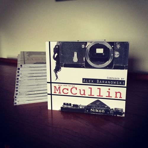 Alex McCullin CDs